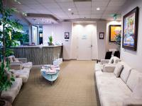 Beverly Hills Podiatry, UFAI Reception