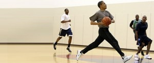 Obama plantar fasciitis, backetball foot injuries