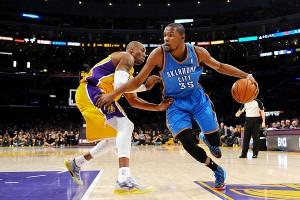 OKC Thunder Kevin Durant Foot injury