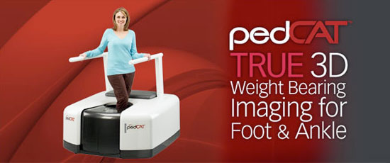 Weight Bearing 3D Scanner Improves Foot and Ankle Patient's Outcomes