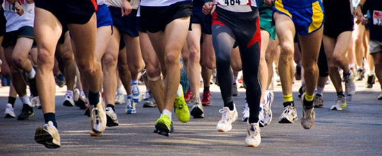 "Avoid ""Marathon Feet""...Marathon Foot Care Tips"