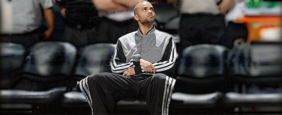Spurs Point Guard Tony Parker Suffers Strained Achilles