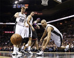 Spurs Tony Parker Achilles Tendon