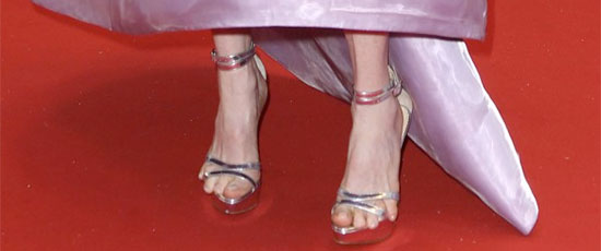 And the 10 Worst Shoes for your Feet are… drumroll…