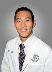 Dr Syndey Yau, Univeristy Foot and Ankle Institute