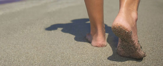 6 Beach Bummers for Your Feet