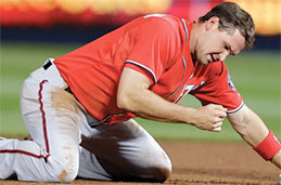 Ryan Zimmerman planta