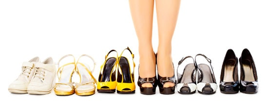 The 10 Worst Shoes for your Feet... Part 2!