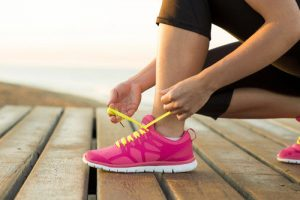 Maintain an active and healthy lifestyle, but take precautionary measures to prevent overuse injuries.