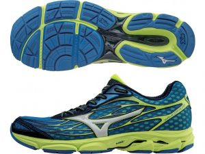Mizuno Wave Catalyst, High Arches, University Foot and Ankle Institute