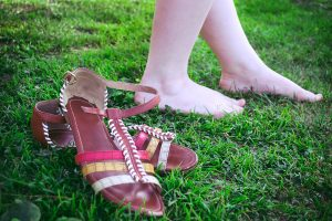 Benefits of Barefoot Gardening, University Foot and Ankle Institute