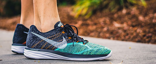 Nike's Hot New Shoes are About to Fit Your Feet a Whole Lot Better Thanks to Science… and Steam!