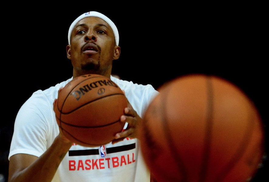 Paul Pierce Ankle Sprain, Univeristy Foot and Ankle Insitute