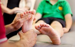 Treatment for Ankle Injuries in Children
