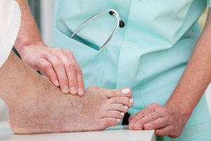 Diabetes Treatment, University Foot and Ankle Institute