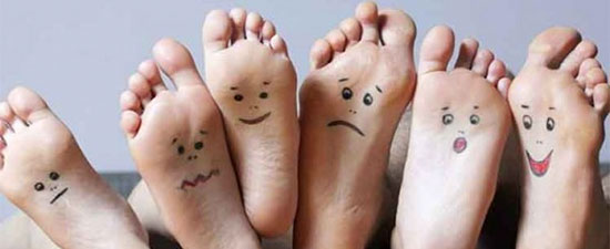 Move Over, Pinktober: Celebrate National Foot Health Awareness Month this April!