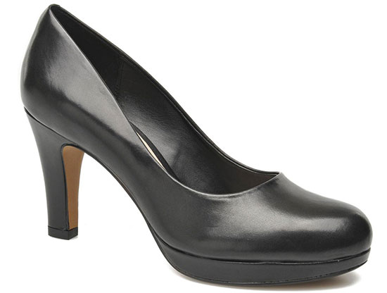 Platform heel, University Foot and Ankle Institute