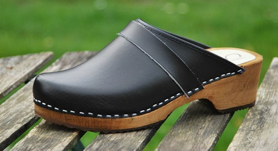 Wooden Soled Clogs, University Foot and Ankle Institute