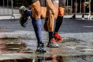 Running Socks are important