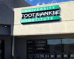 Simi Valley Podiatry, Unviersity Foot and Ankle Insititute